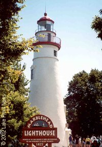 Marblehead Lighthouse, Marblehead, Ohio