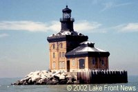 Toledo Harbor Lighthouse, Toledo, Ohio